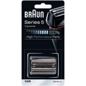 Braun Kombipack 52B/ Scherteilekassette Series 5/ KP52B schwarz passend für 5090CC, 5070CC, 5040, 5030